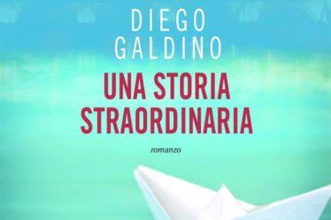 Copertina del libro Una storia straordinaria di Diego Galdino