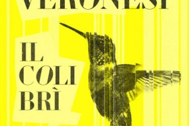 Copertina del libro Il colibrì di Sandro Veronesi