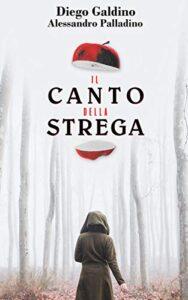 Copertina del libro Il canto della strega di Diego Galdino e Alessandro Palladino