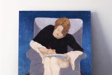 Copertina del libro Oggi faccio azzurro di Daria Bignardi