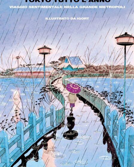 Copertina del libro Tokyo tutto l'anno di Laura Imai Messina