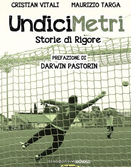 Copertina del libro Undici Metri di Cristian Vitali e Maurizio Targa