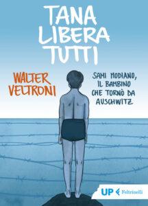 Copertina del libro Tana libera tutti di Walter Veltroni