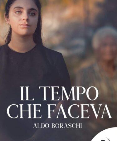 Copertina del libro Il tempo che faceva di Aldo Boraschi