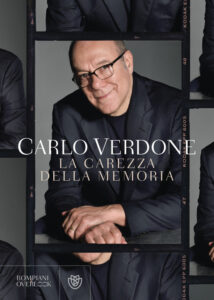 Copertina del libro La carezza della memoria di Carlo Verdone